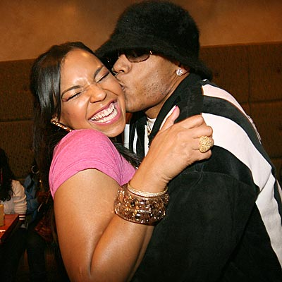 Nelly and Ashanti's never really recognized relationship